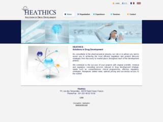 Détails : Heatics : consultants industrie pharmaceutique