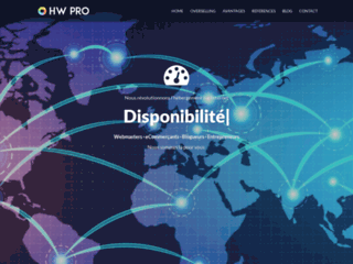 Hébergement Web Pro : du service web de qualité