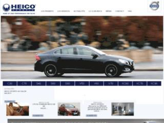 Détails : Heico Sportiv - Tuning de votre Volvo