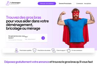 Helpy - Trouvez de l'aide en 3 clics