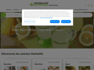 Détails : Blog d'Herbalife