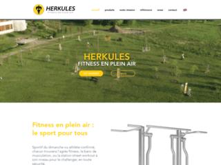 Herkules Fitness - Fitness en plein air
