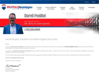 Détails : Courtier immobilier Lévis - www.hervepouliot.com