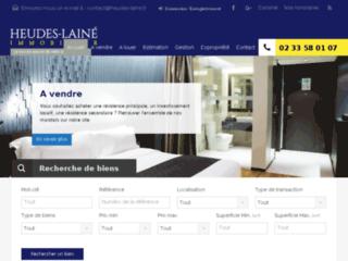Détails : immobilier Avranches, Bacilly, Saint Martin des champs   Heudes Lainé Immobilier