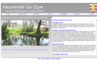 Détails : Le village touristique d'heudreville sur Eure,En Normandie.