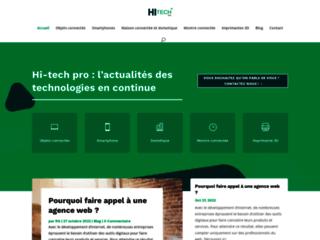 Détails : Hi Tech