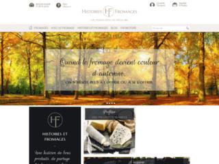 Détails : Histoires et Fromages spécialiste du fromage de terroir