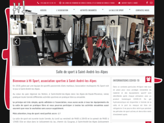 Hl-Sport - Salle de sport à Saint-André-les-Alpes