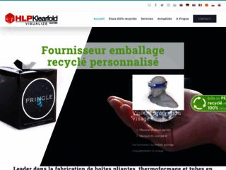 Détails : Fournisseur d'emballage plastique personnalisé et recyclable
