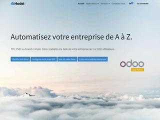 Hodei : conception de logiciels de gestion d'entreprise à Bidart