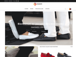 Les chaussures Mocassins