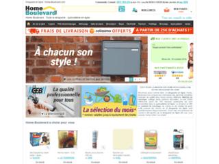 Home-Boulevard.com, droguerie quincaillerie en ligne