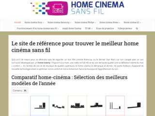 Détails : meilleur home cinéma sans fil