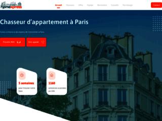 Le chasseur d'appart le moins cher de Paris | Homexpress