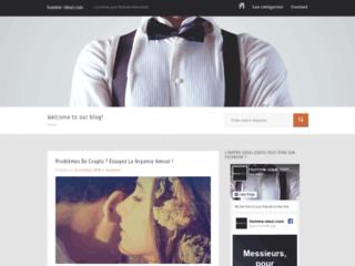 Détails : L'homme idéal, votre blog masculin