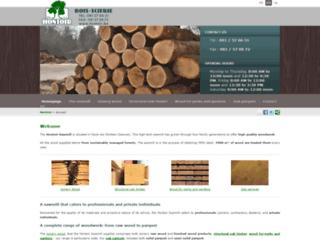 Scierie Hontoir: Bois, menuiserie et charpentes