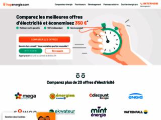 Comparateur électricité pour choisir un fournisseur moins cher