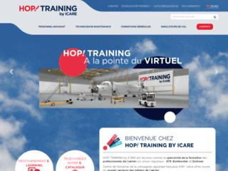 Hop Training : formations en aéronautique