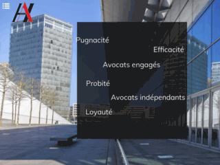Détails : avocat pour les entreprises au Luxembourg : Me Hornung