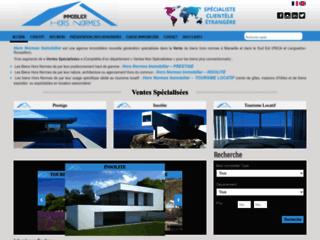 Détails : Hors normes immobilier Agence immobilière de prestige