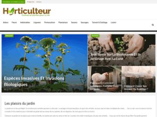 Devenez un as du jardinage avec le site «Horticulteur»