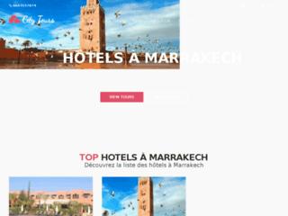 liste des hotels à Marrakech avec des tarifs pas cher