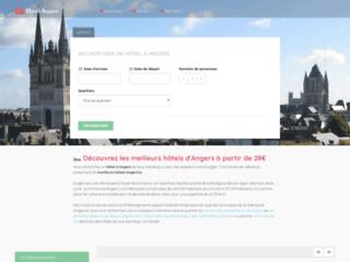Guide sur les meilleurs hôtels de la ville d'Angers en France
