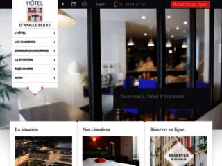 Détails : Hotel à Versailles : découvrez l'hôtel d'Angleterre