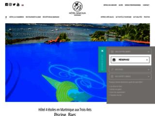 Détails : Hotel Bakoua (Martinique/Trois-Ilets)