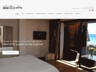 Détails : Etablissement hôtellier d'exception à Hyères-les-Palmiers