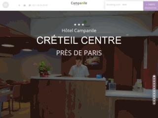 Détails : Hôtel Campanile Créteil Centre