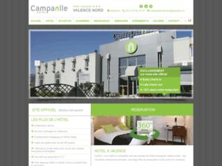 Détails : Hôtel Campanile à Valence Nord