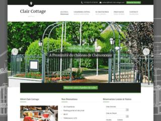 Hotel Clair Cottage pres de Chenonceaux