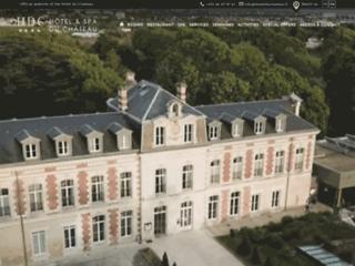 Détails : Château Hôtel Charente Maritime