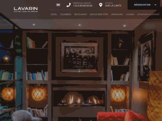 Détails : Best Western Hôtel Le Lavarin, hôtel 3 étoiles à Avignon
