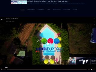hotel avec pscine et SPA pres de LAcanau