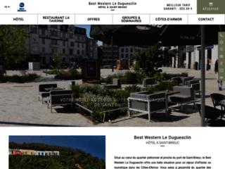 Détails : Hôtel Best Western Le Duguesclin à Saint-Brieuc