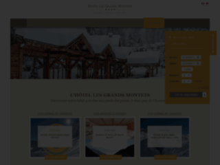 Détails : Bel hôtel à Chamonix