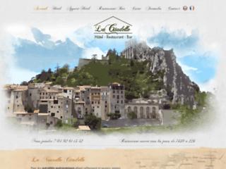 Détails : Bar à cocktails, Sisteron