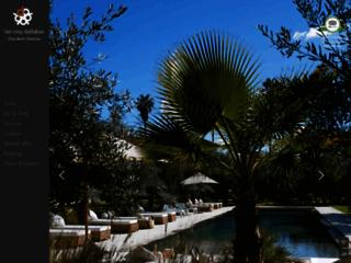 Détails : Hotel marrakech palmeraie
