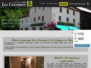 Hôtel les Cévennes