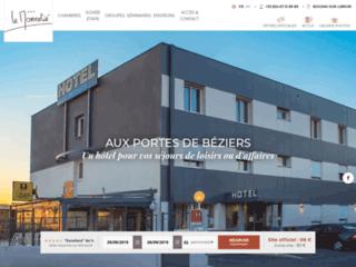 Détails : Hotel Le Monestie
