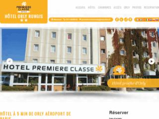 Détails : Hôtel à Orly Rungis aéroport