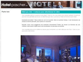 Guide des hôtels pas chers dans le monde