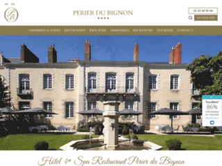 Détails : Hôtel Perier du Bignon à Laval
