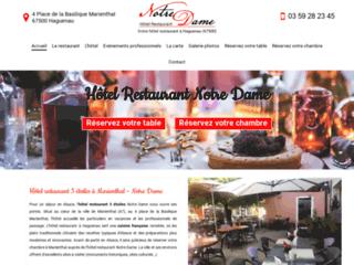 Restaurant à Marienthal - Notre Dame