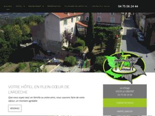 Hôtel la Terrasse **