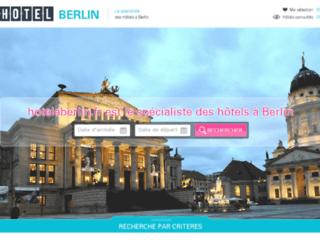 Détails : Hôtel Berlin