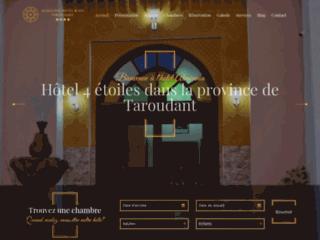 Détails : Hotel Almounia