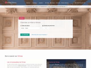 Détails : Tourisme et hôtellerie à Nîmes